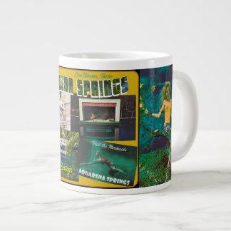 Aquarena Springs Memorabilia Cup