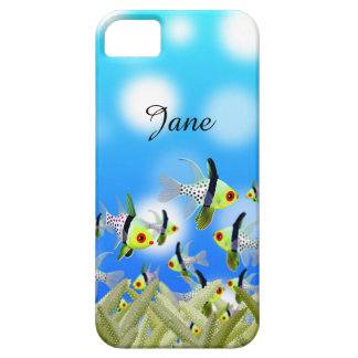 AQUARIUM Cellphone Case, Fishes & Sea Case For The iPhone 5