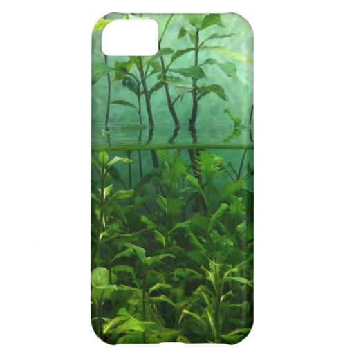 aquarium fish tank case for iPhone 5C