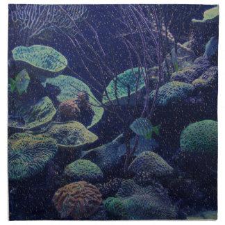 Aquarium Napkin