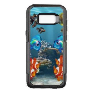 Aquarium Sealife Style