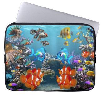 Aquarium Style Laptop Sleeve