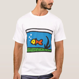 Aquarium with fish T-Shirt
