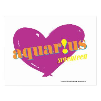 Aquarius 2 postcard
