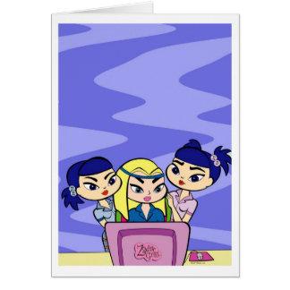 Aquarius Card