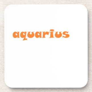 aquarius coaster