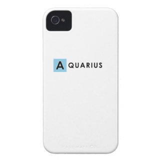AQUARIUS COLOR iPhone 4 CASES