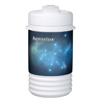 Aquarius constellation cooler