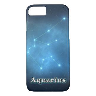 Aquarius constellation iPhone 8/7 case
