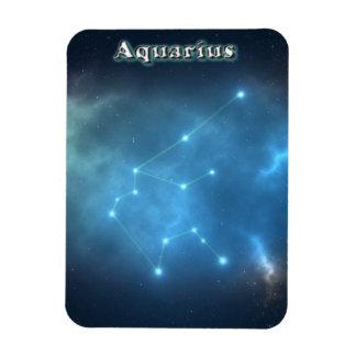 Aquarius constellation magnet