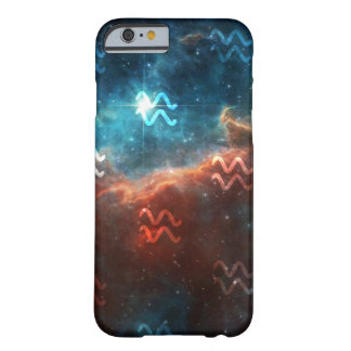 Aquarius Cosmos Barely There iPhone 6 Case