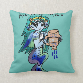 aquarius couch bed pillow