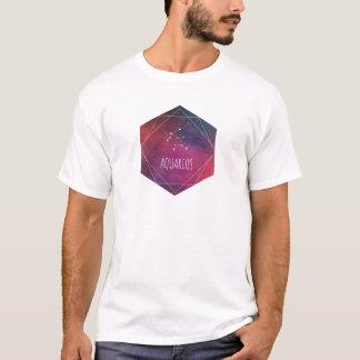Aquarius Galaxy T-Shirt