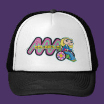 Aquarius Hat caps