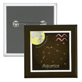 Aquarius January 21 tons of February 18 of button