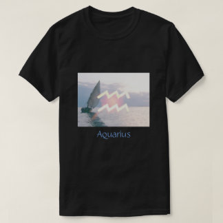 Aquarius January tee