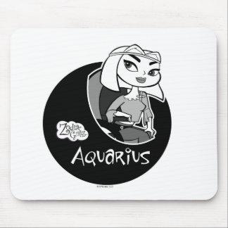 Aquarius Mousepad
