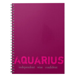 Aquarius Notebook