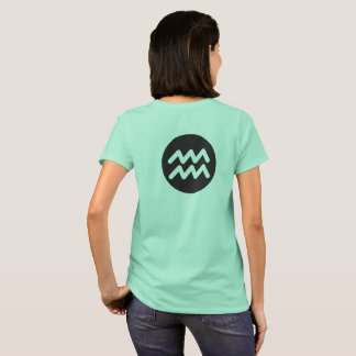 Aquarius Sea Water T-Shirt