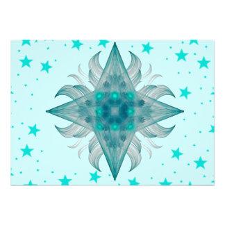 Aquarius Star Invitation