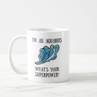 Aquarius Superpower Mug