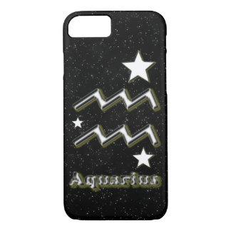 Aquarius symbol iPhone 8/7 case