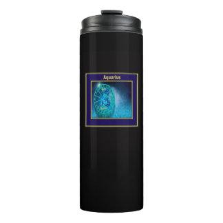 Aquarius the Water Bearer Thermal Tumbler