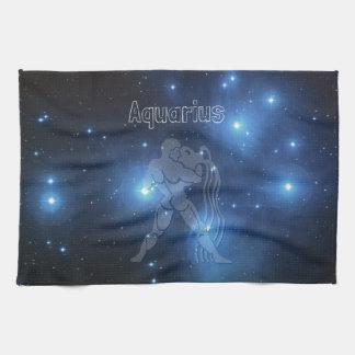 Aquarius Towels