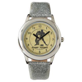 Aquarius Zodiac all types Modern Designer Watches