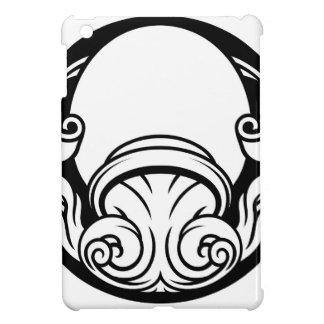 Aquarius Zodiac Horoscope Astrology Sign iPad Mini Covers