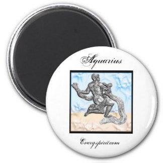 Aquarius Zodiac Items Magnets