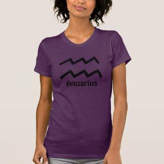 Aquarius Zodiac T Shirt