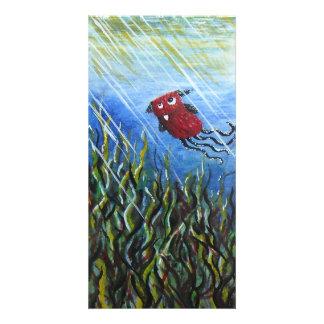 Aquatic Adventure Card Photo Cards