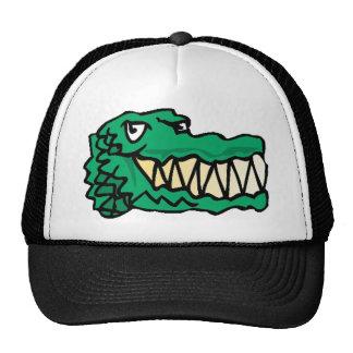 Aquatic Animal Art Mesh Hats