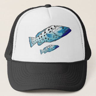 Aquatic Animals Collection Trucker Hat