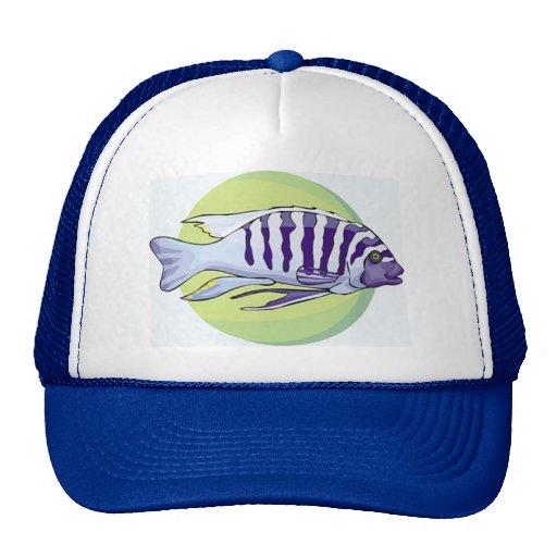 Aquatic Animals Trucker Hat