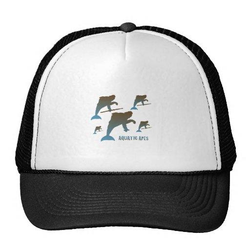 Aquatic Apes Hats