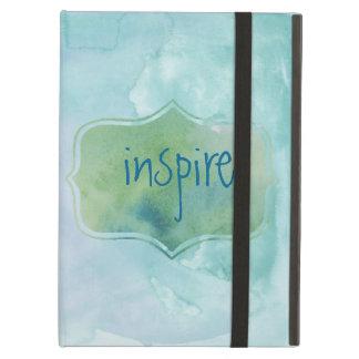 Aquatic Blues Inspires iPad Air Cases