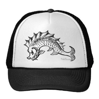 Aquatic Critters Collection Mesh Hat