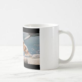 Aquatic Dino Mug