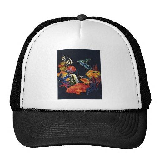Aquatic Dreams Trucker Hat