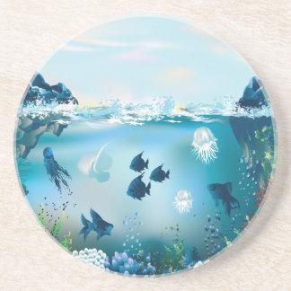 Aquatic Landscape Coaster