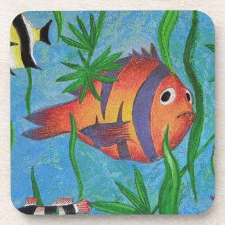 aquatic life coaster