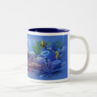 Aquatic Life Mug
