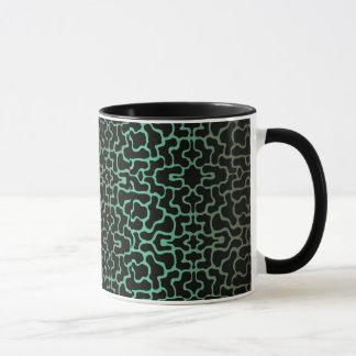 Aquatic Lines Mug