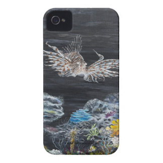 Aquatic theme cover for cell phone Case-Mate iPhone 4 cases