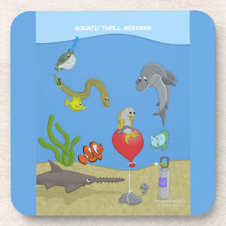 Aquatic Thrill Seekers Coaster