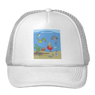Aquatic Thrill Seekers Hat