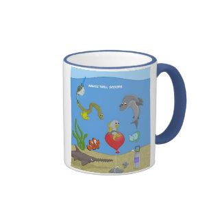 Aquatic Thrill Seekers Mug