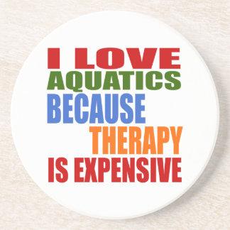 Aquatics Designs Drink Coaster